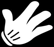 Papier Hand