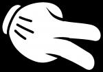 Schere Hand